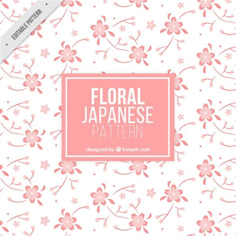 cherry pattern vector art pink hand drawn cherry blossom pattern vector free download