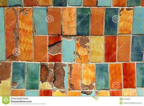 Farbige Fliesen by Farbige Fliesen In Avignon Stockbild Bild 27104401