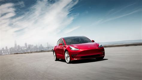 Motor Trend Tesla by Motortrend Says Tesla Model 3 Performance Rattles Hierarchy
