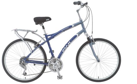 Leisure Comfort Bikes Fuji Monterey