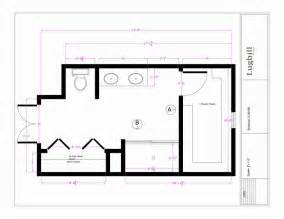 Bathroom Floor Plan Tool by 6 X 10 Bathroom Plans 520339 1600 1067 Trends By Floor