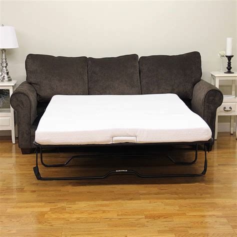 memory foam mattress for sleeper sofa memory foam mattress for sleeper sofa ansugallery