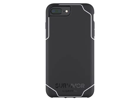 Griffin Survivor Iphone 55s Blackwhite Limited griffin iphone 7 plus slim thin protective cover