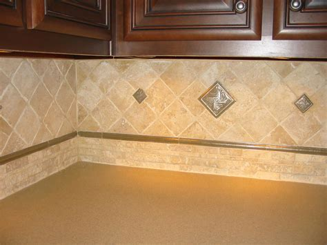 How To Install A Tile Backsplash In Kitchen by Perfect Stone Tile Backsplash Decor Trends How To