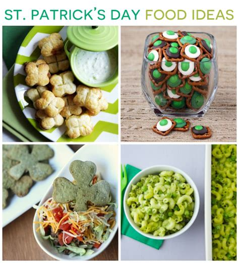 st s day office food ideas st s day inspired food