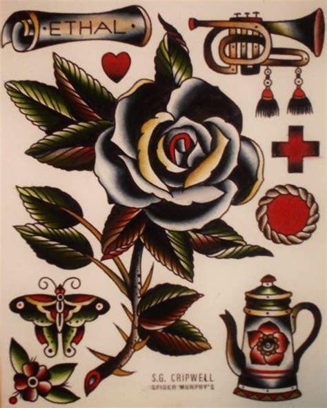 sailor rose tattoo 1000 ideas about black tattoos on