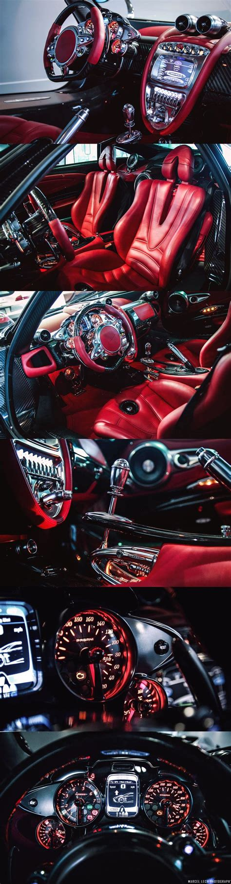 custom pagani 17 best images about car interiors on pinterest