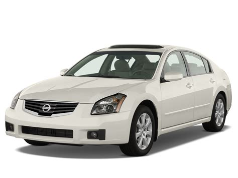 nissan sedan 2008 2008 nissan maxima reviews and rating motor trend