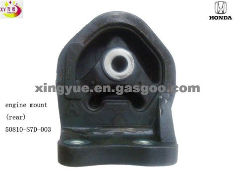Engine Mounting Crvstream Mt 50810 S7d 003 auto engine mount rear 50810 s7d 003 honda oem number 50810 s7d 003 guangzhou xingyue auto