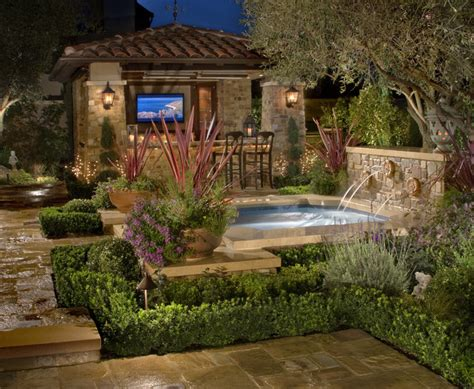 Backyard Retreats Garden Retreats Ideas