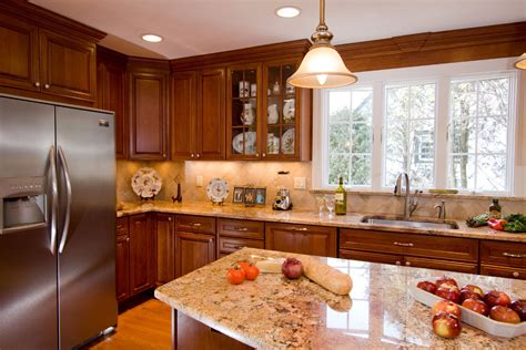 What Is The Best Paint For White Cabinets Kitchen Portfolio R A Krendel Contracting Inc