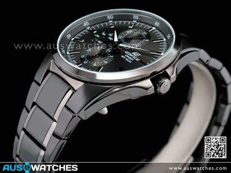Casio Edifice Ef 339bk 1a1v buy casio edifice 100m w r analog sport ef 339bk 1a1v ef339bk buy watches