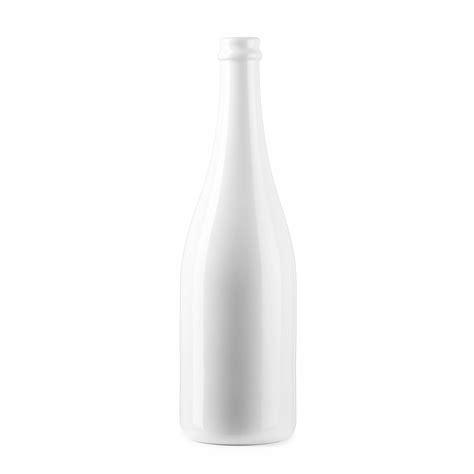 black and white chagne bottle porcelain bottle white seletti eataly