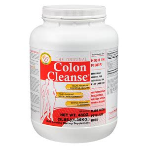 Cleanze Plus Detox Fiber Review by Health Plus The Original Colon Cleanse Hi Fiber