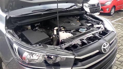 Mesin Innova Diesel alasan mesin diesel hasilkan torsi lebih tinggi dibanding