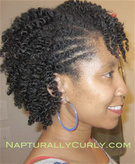 Flat Twist Out Hairstyles by Transitioning Hairstyle Gallery For Ideas And