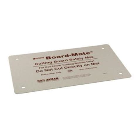 10 X 16 Mat by San Jamar Cbm1016 10 In X 16 In Cutting Board Mat