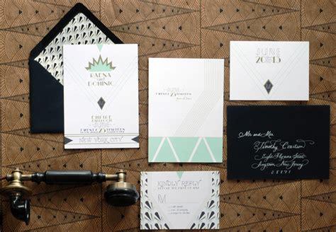 deco wedding invites diy raena dominic s deco wedding invitations