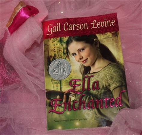 ella enchanted book report ella enchanted book quotes quotesgram