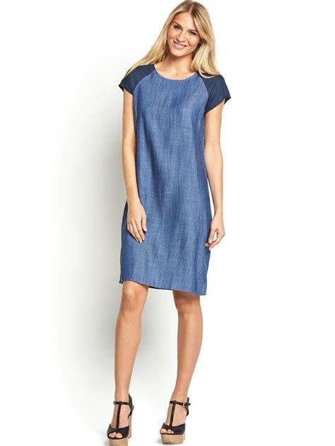 Soft Denim Dress soft touch denim dress my style
