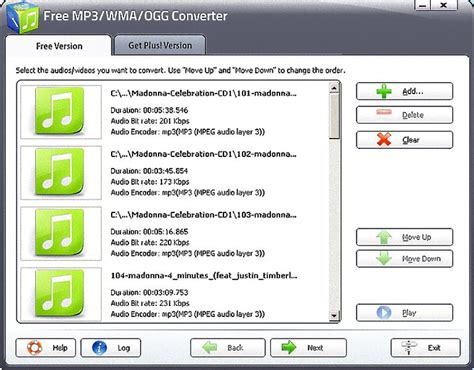 download converter mp3 to ogg free free mp3 wma ogg converter 2017 5 3 3 comsile