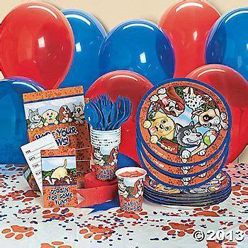 puppy birthday supplies puppy supplies birthday theme