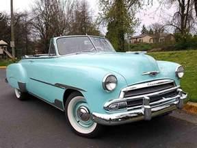 1951 Chevrolet For Sale 1951 Chevrolet 2 Door Deluxe Convertible For Sale