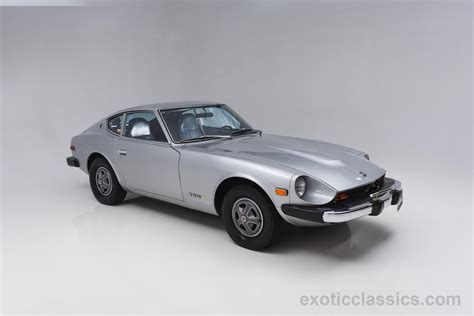 Kaos Datsun High Quality Lp 1974 datsun 260z and classic car dealership specializing in porsche chevrolet