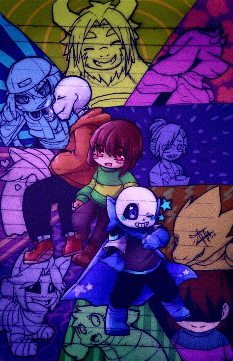 296 best images about underswap on blue berry