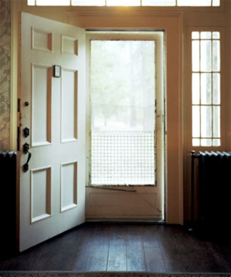 open door community house open front door of house stock photo getty images