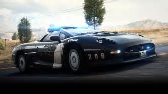 Need For Speed Jaguar Need For Speed Rivals Simply Jaguar Cops