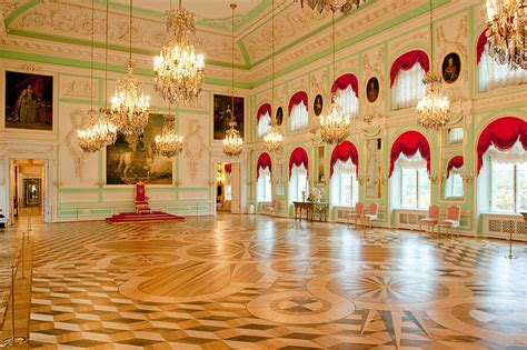 Formal Dining Room Sets by Grand Palace Peterhof St Petersburg