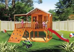 homes for children cubbies the learning playhouse cubby house