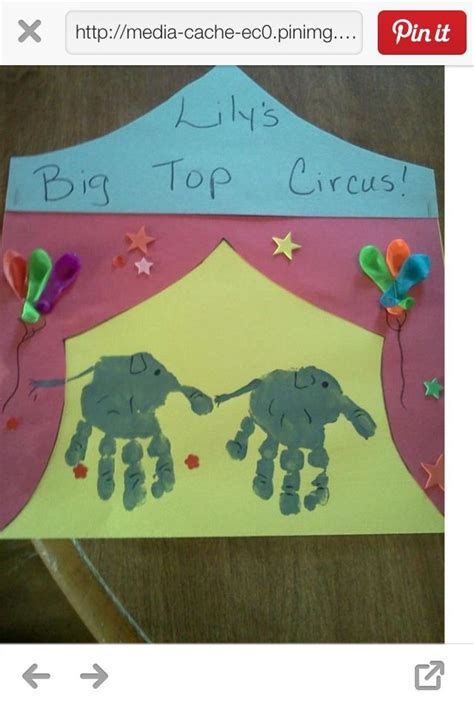 circus crafts for 17 best ideas about carnival theme crafts on