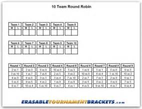 5 team league schedule template 8 team consolation tournament bracket template