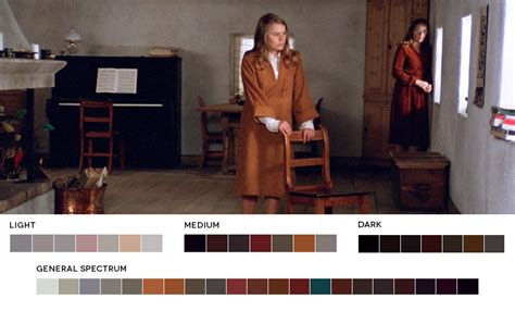 color themes in film movie magic 4 ways to use film color palettes to