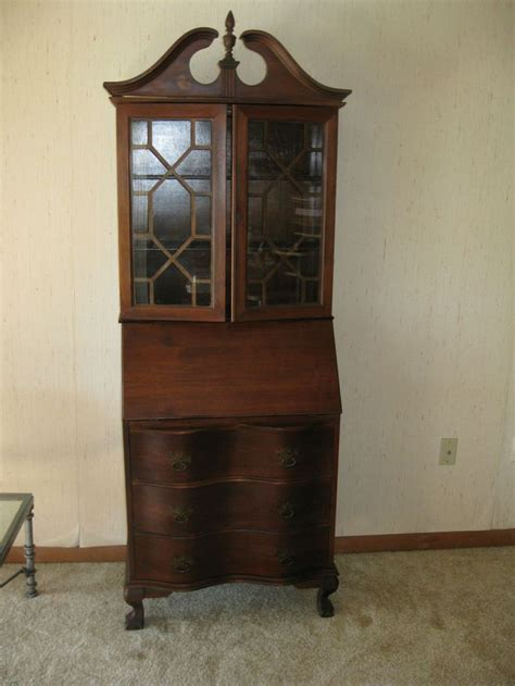 antique desk with hutch antique secretary furniture antique furniture