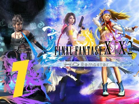 faq walkthrough guide for final fantasy x on playstation 2 ps2 final fantasy x 2 hd remaster english walkthrough part 1