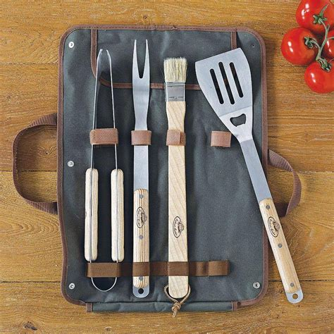 barbecue tool set by all things brighton beautiful