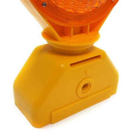 Solar Barricade Light Solar Led Barricade Light Bc Site Service