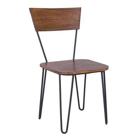 sedia metallo design nairobi sedia di design vintage in metallo con seduta e