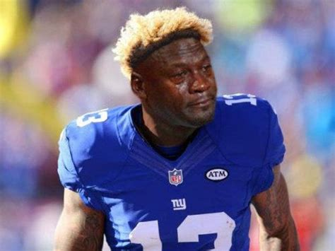 Beckham Throws Like A by Odell Beckham Jr Throws A Tantrum And Cries On The