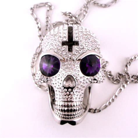 Why Arent You Wearing This Teardrop And Skull Earrings by Killstar Couture