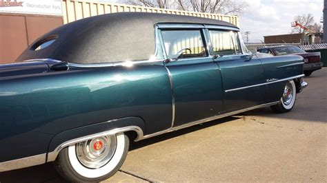 cadillac series 75 for sale 1955 cadillac fleetwood 75 limousine for sale