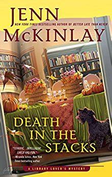 in the stacks library lover s mystery book 8 by