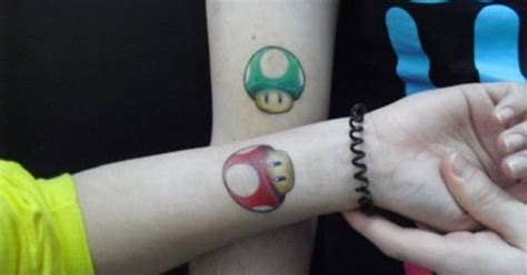 nerdy couple tattoos great nerdy ink amazing
