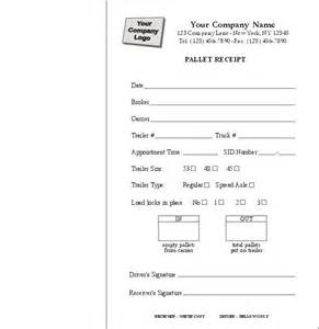 Hand Delivery Receipt Template Free Hand Delivery Receipt Form Submited Images