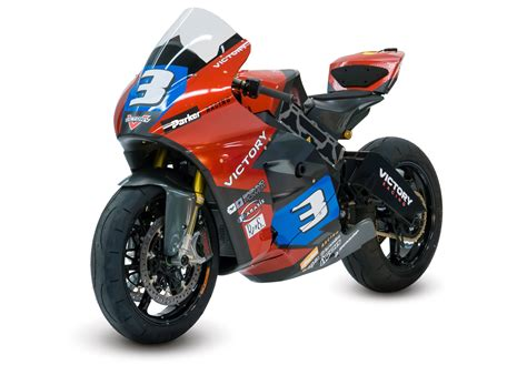 E Motorrad Rennen by Victory To Race Electric Prototype At Isle Of Man Tt