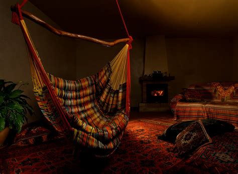 hammock in room boho chic amazing hammocks that add a bohemian flair to your home