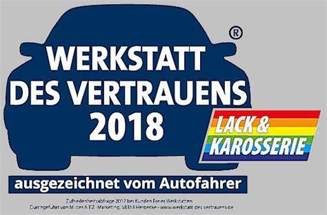 werkstatt des vertrauens 2018 leitner kunden zur werkstatt des vertrauens 2018 gew 228 hlt